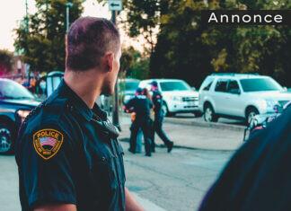 Politibetjent
