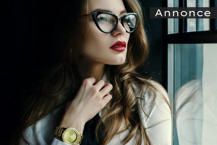 Briller ændrer hele dit look